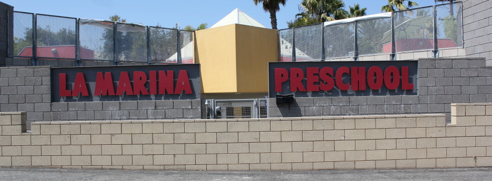 La Marina Preschool and Child Care Center in Manhattan Beach